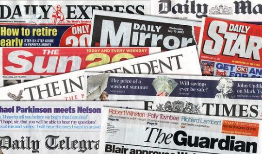 English-Newspapers