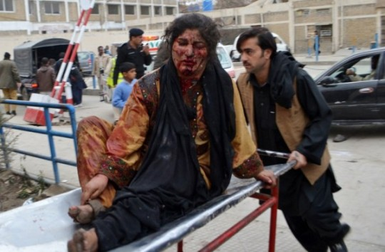 PAKISTAN-UNREST-SOUTHWEST-EXPLOSION