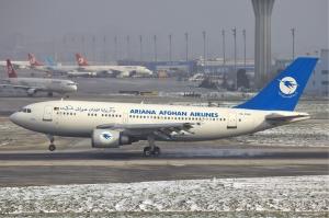 Ariana_Afghan_Airlines_Airbus_A310_Karakas